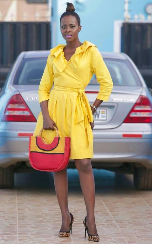 Fashion Inspiration - Mansa Larbi - Africancelebs12