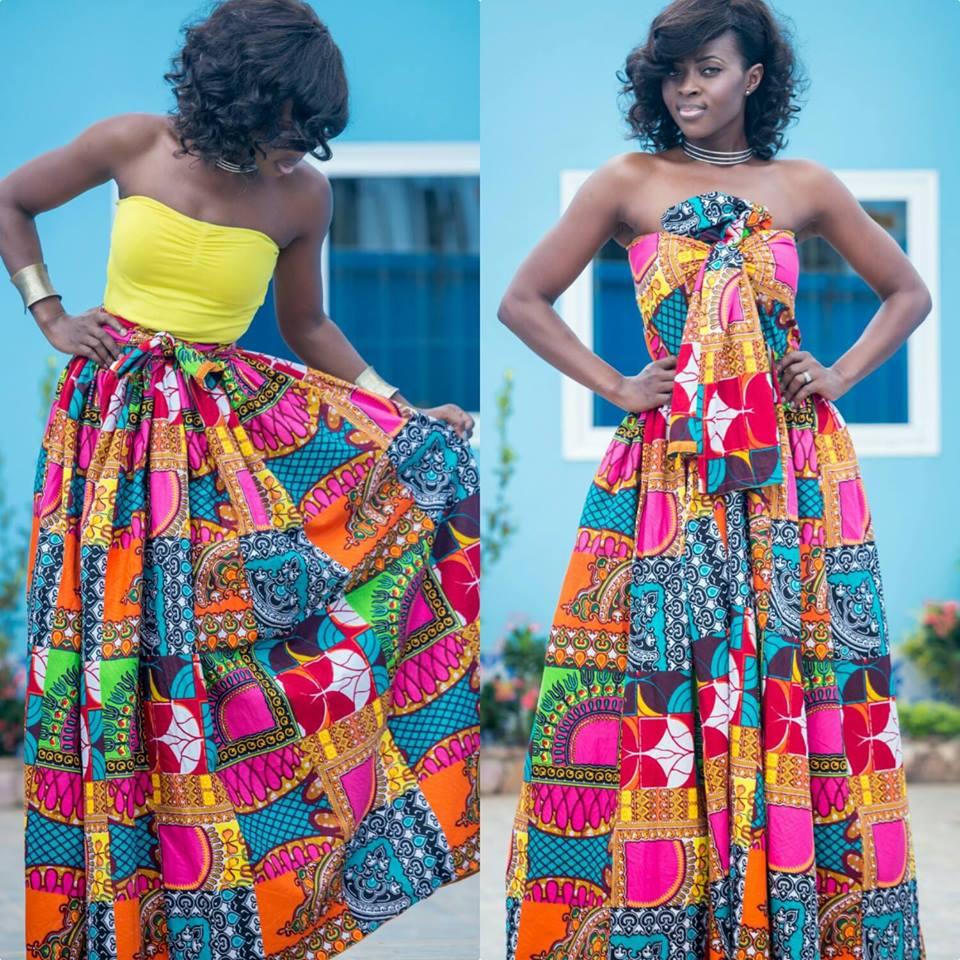 Fashion Inspiration - Mansa Larbi - Africancelebs