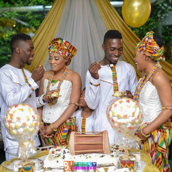 Twins Affair: Identical Twin Sisters Marry Identical Twin Brothers…