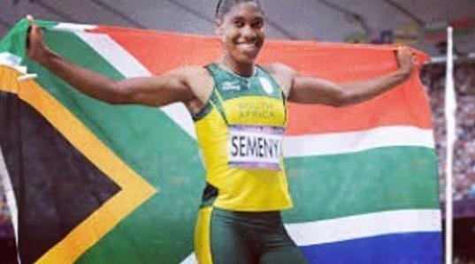Athlete Spotlight: Caster Semenya Wins Rio Olympics 800m final
