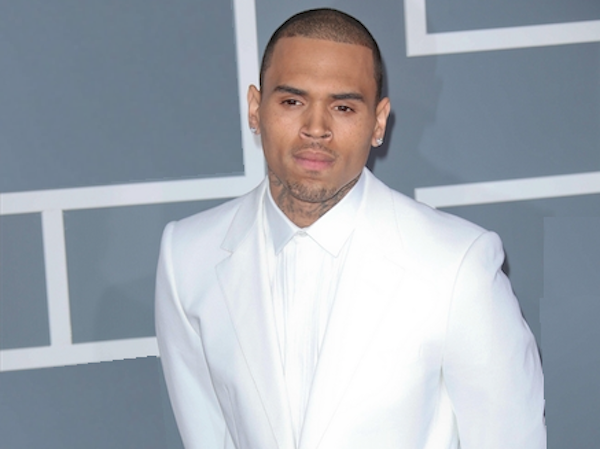 Chris Brown arrested for assault with a deadly weapon…