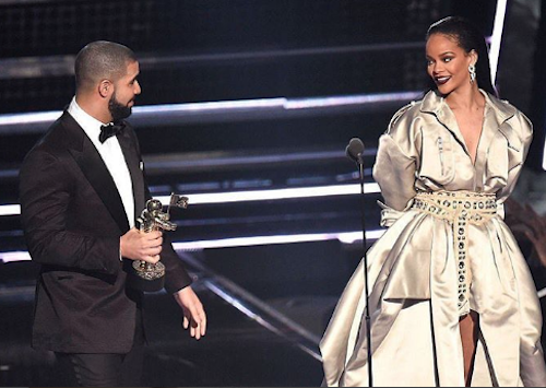Drake Confesses His Love For Rihanna in VMA …