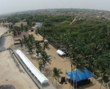 Signature: The most spectacular oceanside venue for hire in Ghana