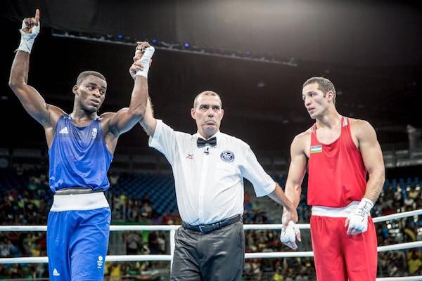 Athlete Spotlight:  Joshua Buatsi Qualify For Quarter-Final…
