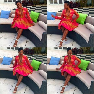 African celebs - Twena fashions