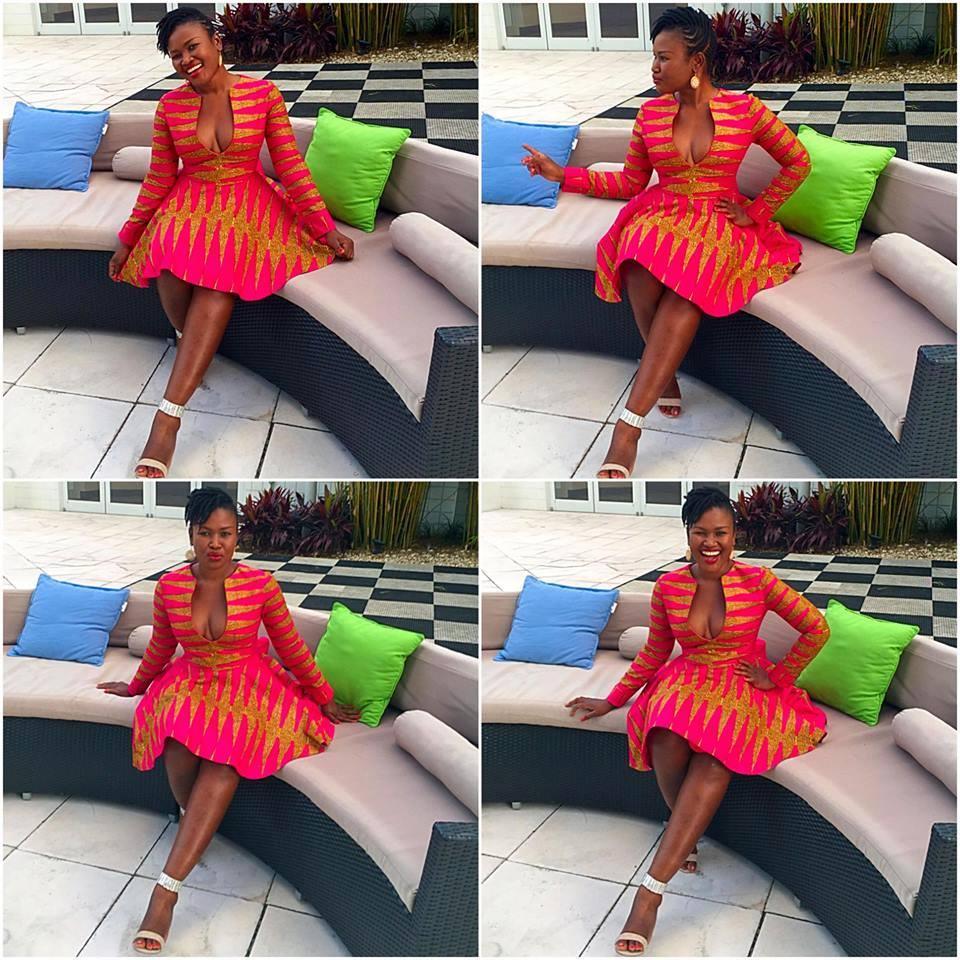 Twena fashions african celebs
