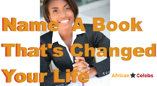 Name A Book That's Changed Your Life…