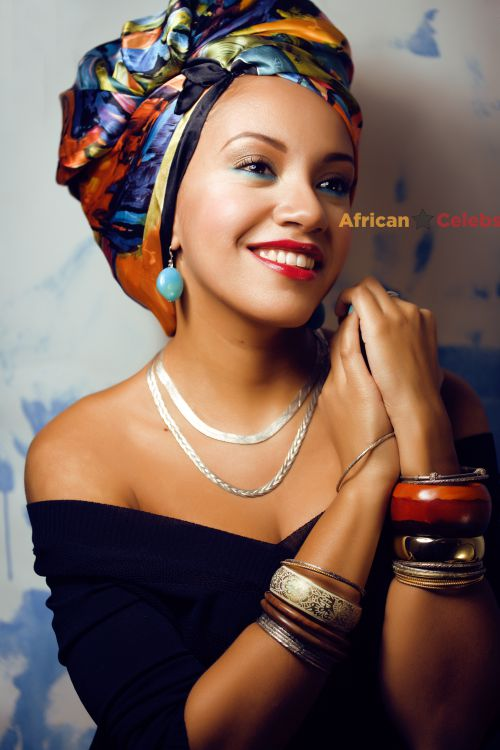 Fashion Trends- african celebs