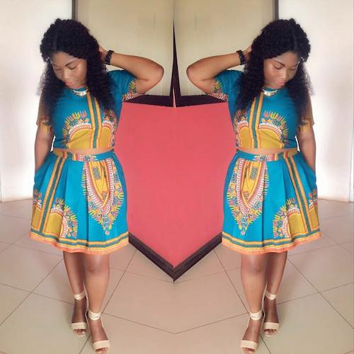 African Fashion Styles - African celebs