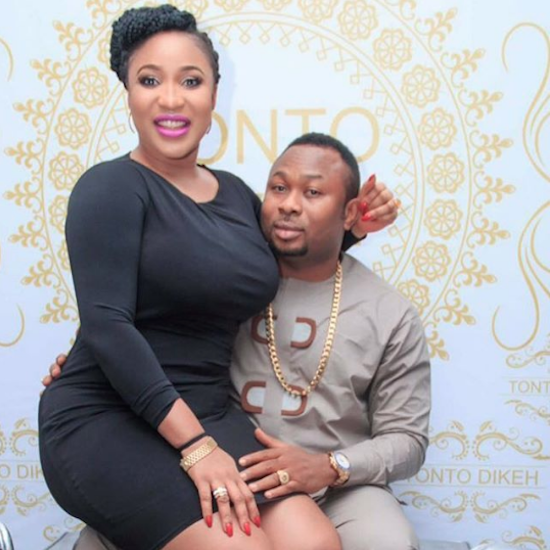 Happy Wedding Anniversary To Tonto Dikeh And….
