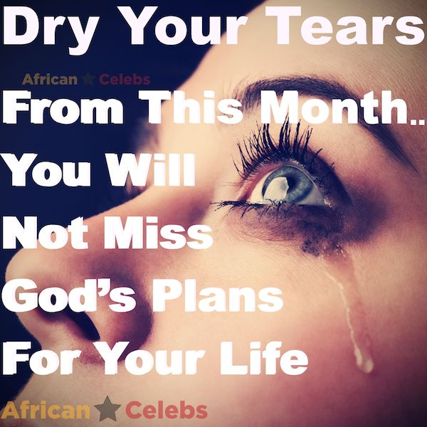 Daily Motivation: You will not miss God's plans for your life…