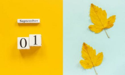 Hello September – Happy New Month