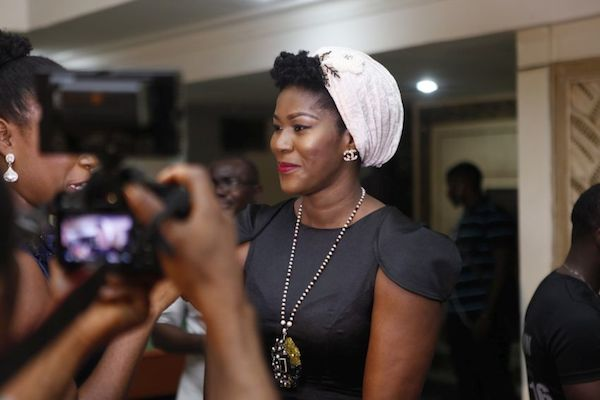 Stephanie Linus, Seun Akindele, Anthony Monjaro And More At The Premiere of Silvertown…