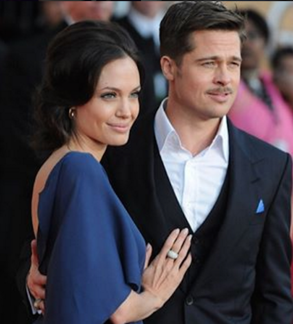 Angelina Jolie Files For Divorce From Brad Pitt…
