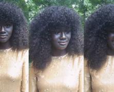Khoudia Diop The Melanin Goddess
