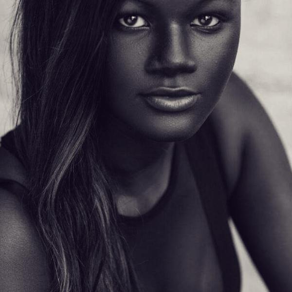 Model Khoudia Diop