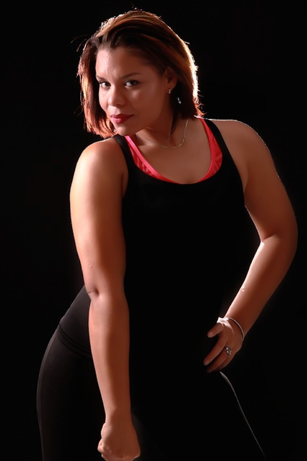 yoga:gym african celebs