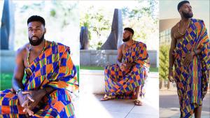 African celebs - kwanina spio