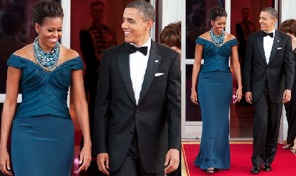 Silver Jubilee: Happy 25th Wedding Anniversary To Michelle and Barack Obama!