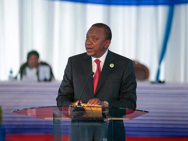 Happy Birthday President Uhuru Kenyatta