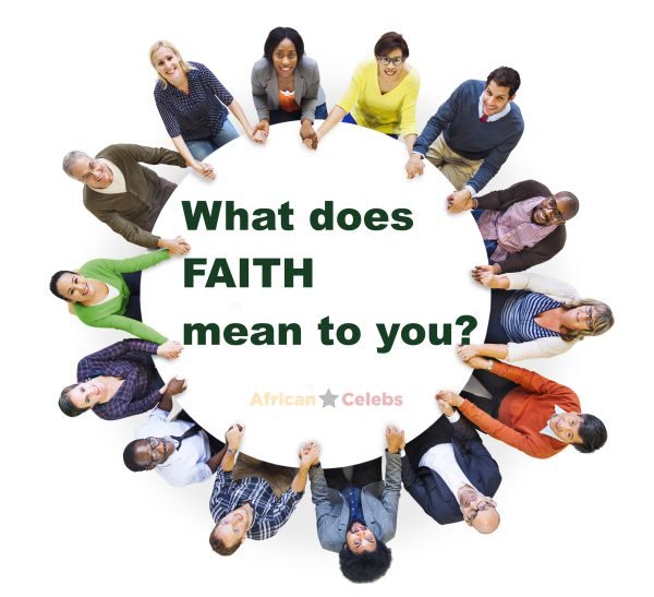 What does Faith mean to you…