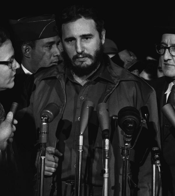 Former Cuban Leader Fidel Castro Dies Aged 90