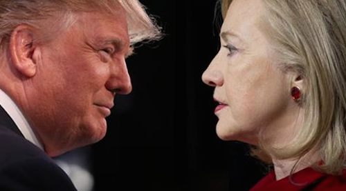 US Elections 2016: Hillary Clinton vs Donald Trump