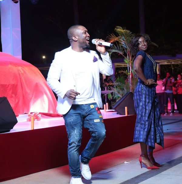 Photos: Dare Art Alade And Other Entertaining Guests At The GAC Motor Car Launch
