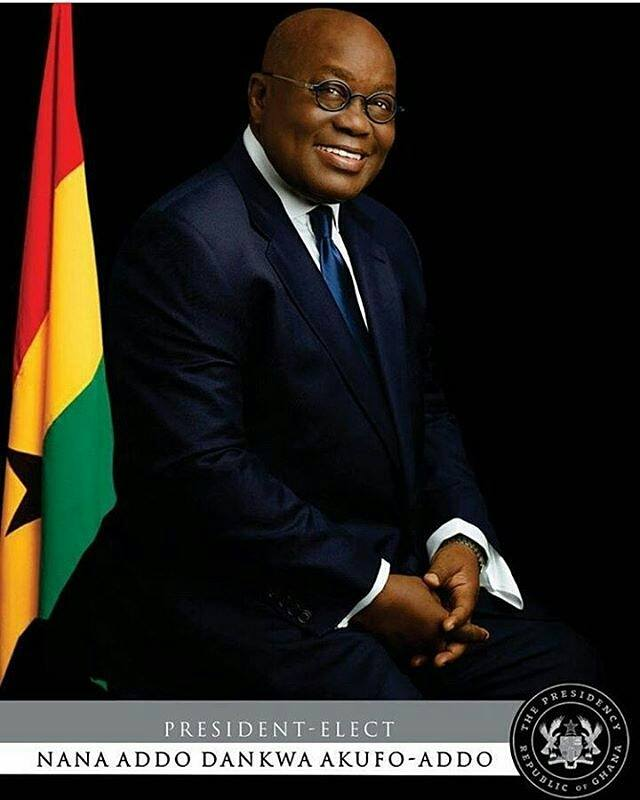 Live:The Inauguration Of President Elect Nana Akuffo Addo…