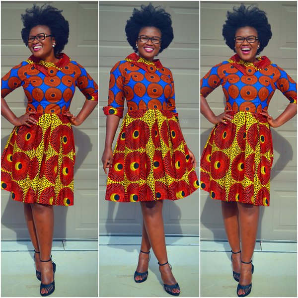 African Fashion:  I Love African Print