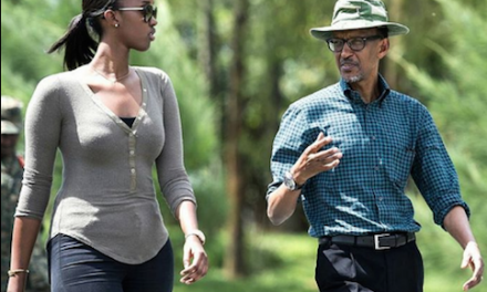 Paul Kagame Is A Grandfather
