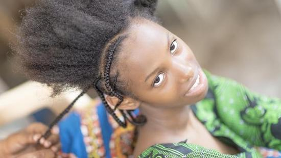 Natural Hair: How To Look After Afro Hair