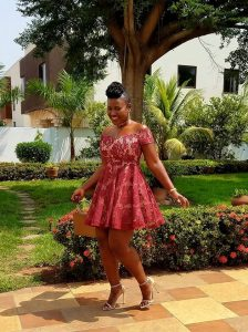 Twena fashion - African celebs