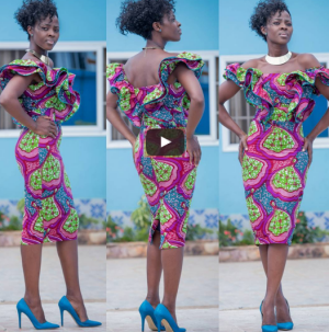 Unique Custom Made And Ready To Wear African Prints