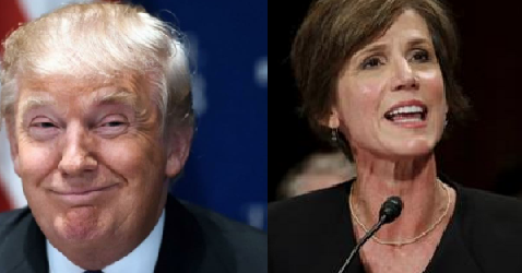 Attorney General Sally Yates fired for refusing to defend refugee ban