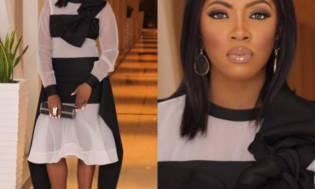 Happy Birthday Tiwa Savage!