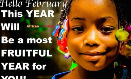 February: Happy New Month Everyone!