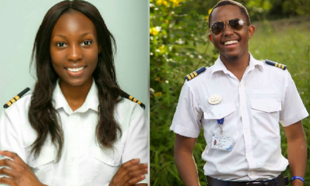 Africa's Youngest Commercial Pilots