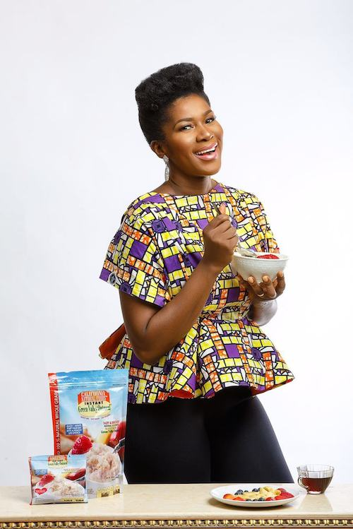 California Natural Foods Announces Stephanie Linus As Brand Ambassador for Green Valley Oatmeal