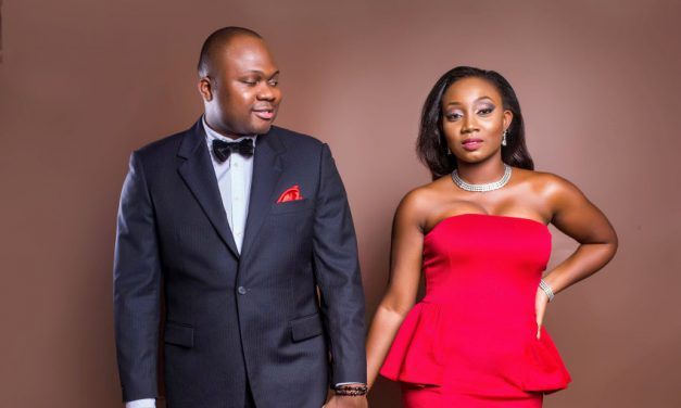 Pre-wedding Photos of Toyosi & Wole Winners of WED Dream Wedding Competition
