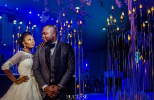 Meet Toyosi & Wole, the lucky couple who won a FREE Wedding courtesy of WED Expo - African celebs