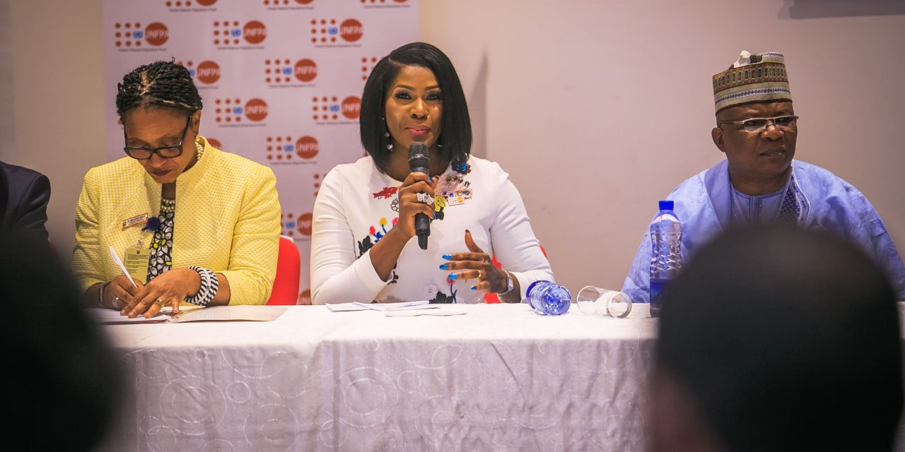 Stephanie Linus named UNFPA Regional Ambassador for West & Central Africa
