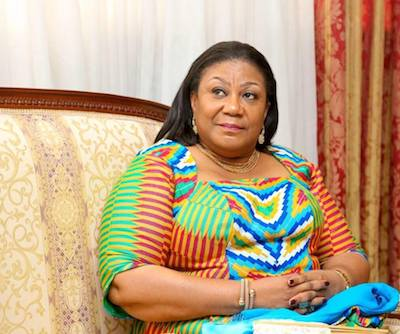 Happy Birthday Rebecca Akufo-Addo