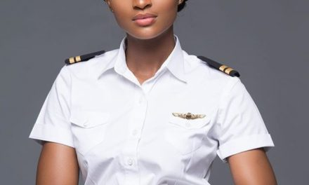 Meet Powede Lawrence: Beauty Queen, Nurse and Pilot