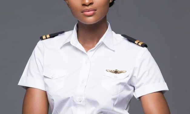 Aviation News: Beauty Queen, Nurse and Pilot