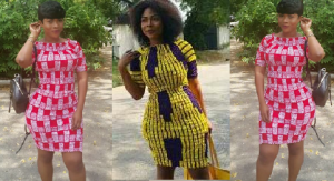 Clothing Trends - African celebs