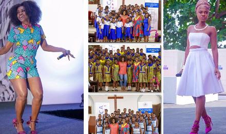 Celebs who give back: Becca Hearts Foundation