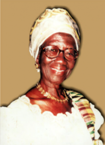 Esther Afua Ocloo