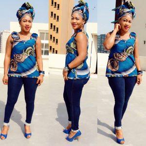 Renate African celebs