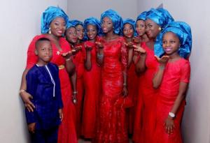 Umeh Enkay - and siblings